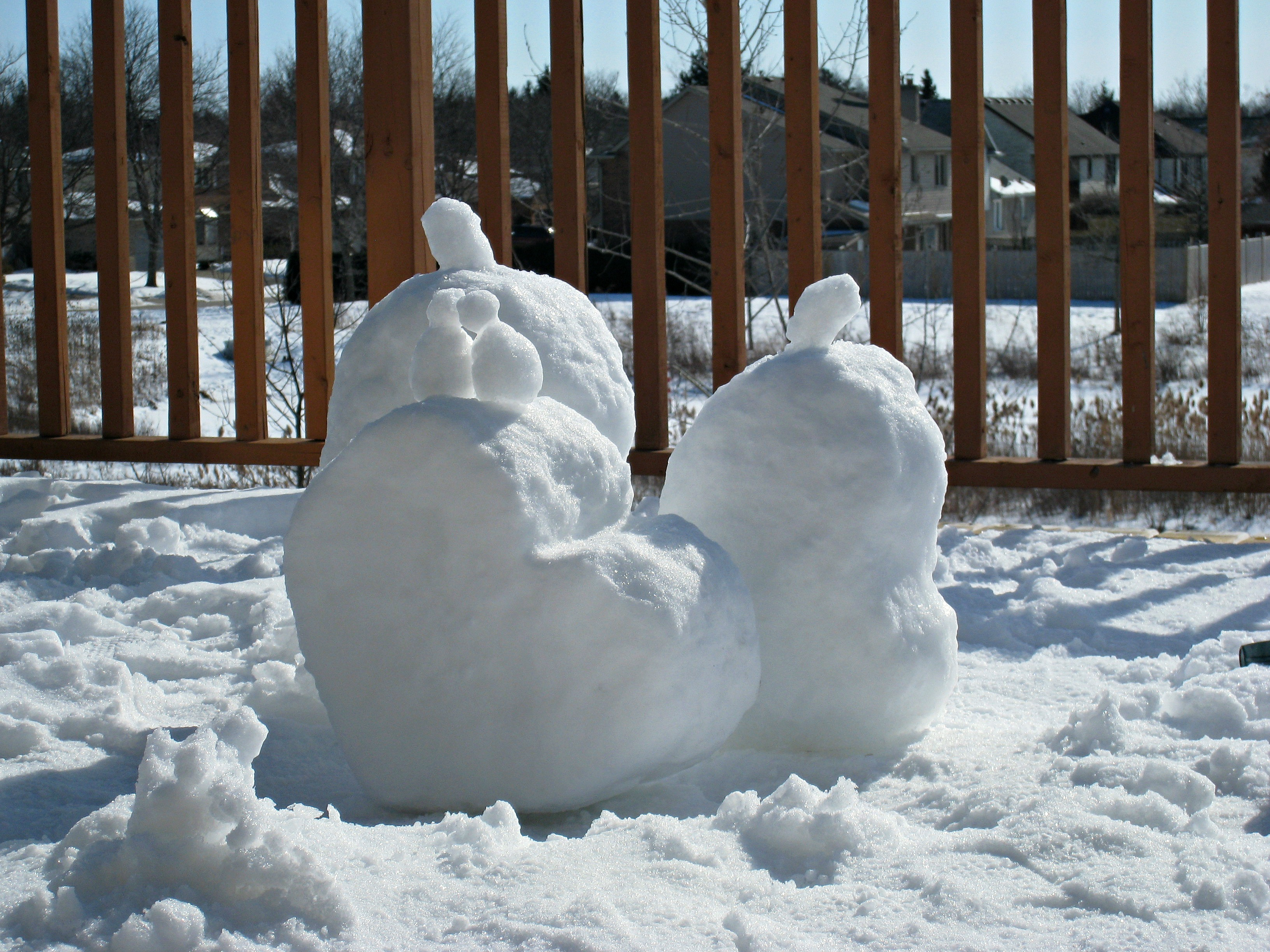 Snow Creations by Ivan & Kah Hwee